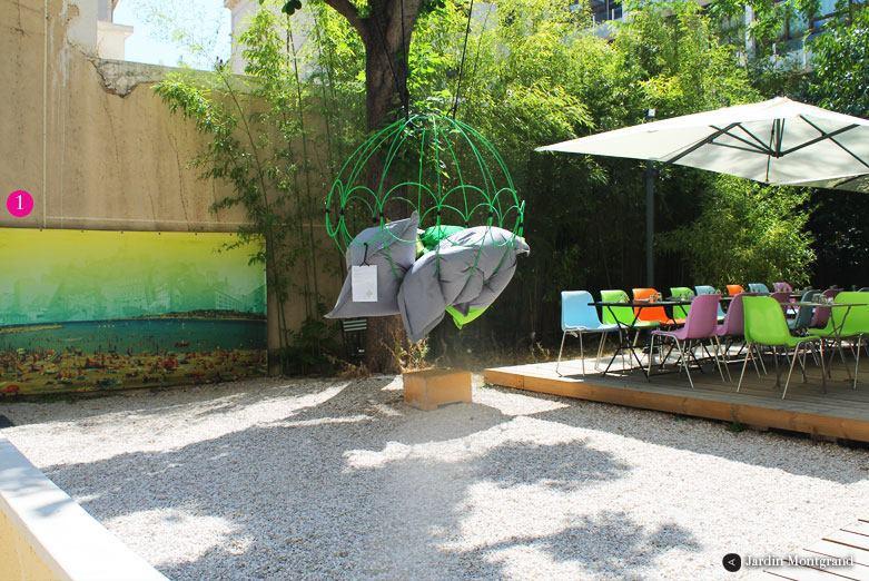 Notre s lection des meilleurs restos avec patio pour for Jardin montgrand