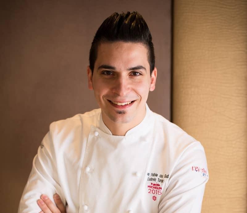 Ludovic Turac, Rencontre avec Ludovic Turac, jeune chef étoilé plein d'avenir