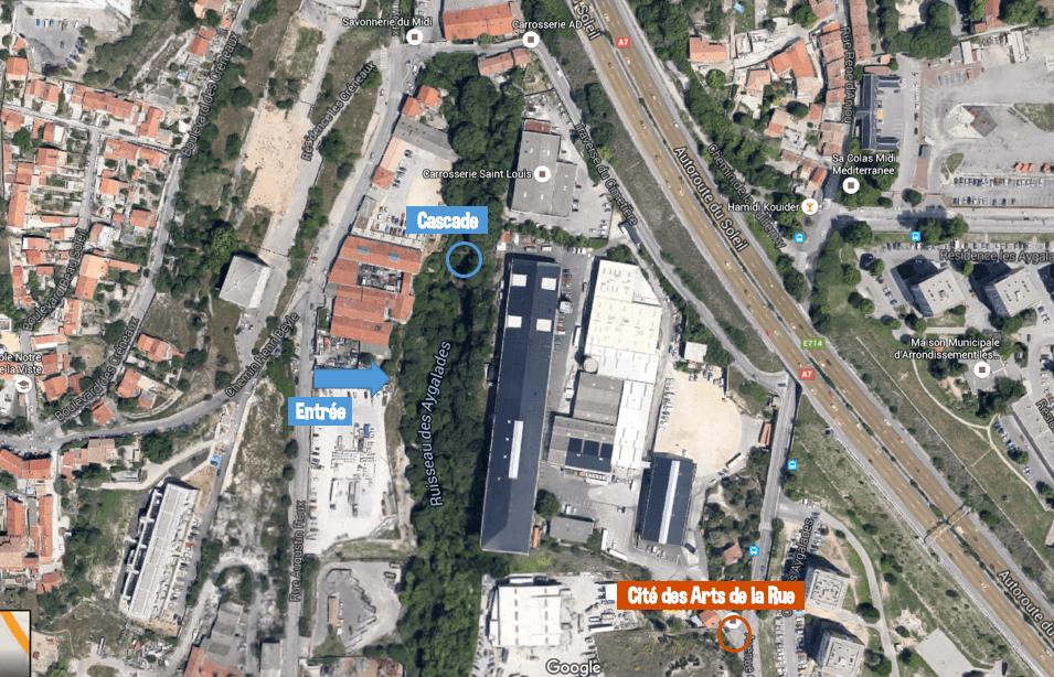 , La cascade des Aygalades ouvre tous les premiers dimanches du mois, Made in Marseille