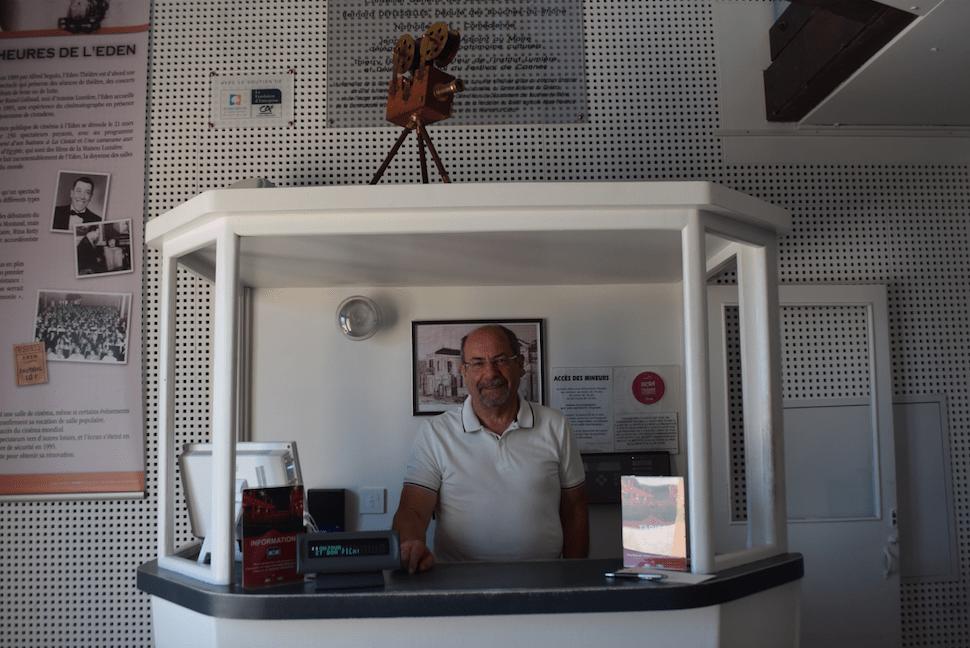 cinéma, D'hier à aujourd'hui, reportage dans les coulisses du plus vieux cinéma du monde, Made in Marseille