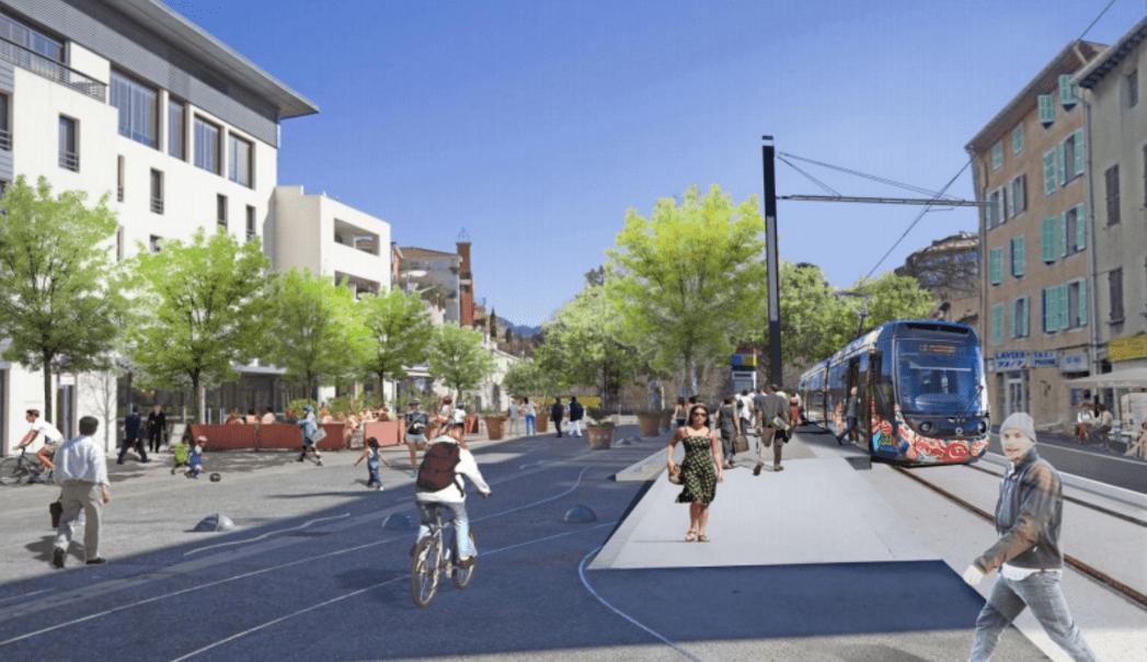 projet-tramway-valtram-centre-aubagne