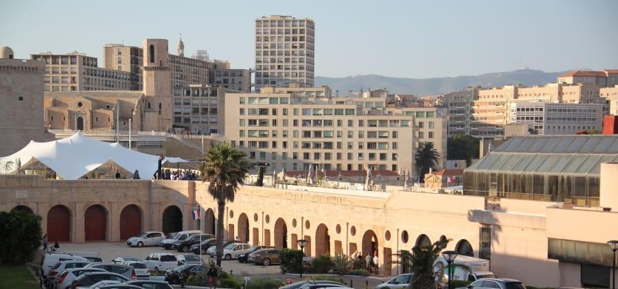 rooftop, Un nouveau rooftop très select au Fort Ganteaume avec une vue spectaculaire, Made in Marseille, Made in Marseille