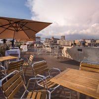 Un nouveau rooftop très select au Fort Ganteaume avec une vue spectaculaire