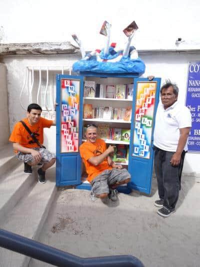 bibliothèques, [Initiative] Des bibliothèques éphémères en libre service sur les plages, Made in Marseille