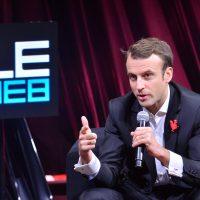 Macron dévoile les réseaux thématiques de la French Tech