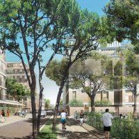 Parc Habité – Un chantier pour habiller de vert le quartier d'Arenc ?