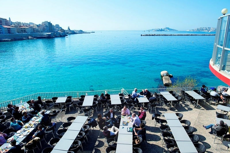 Notre s lection des meilleurs restaurants avec piscine for Restaurant le jardin marseille