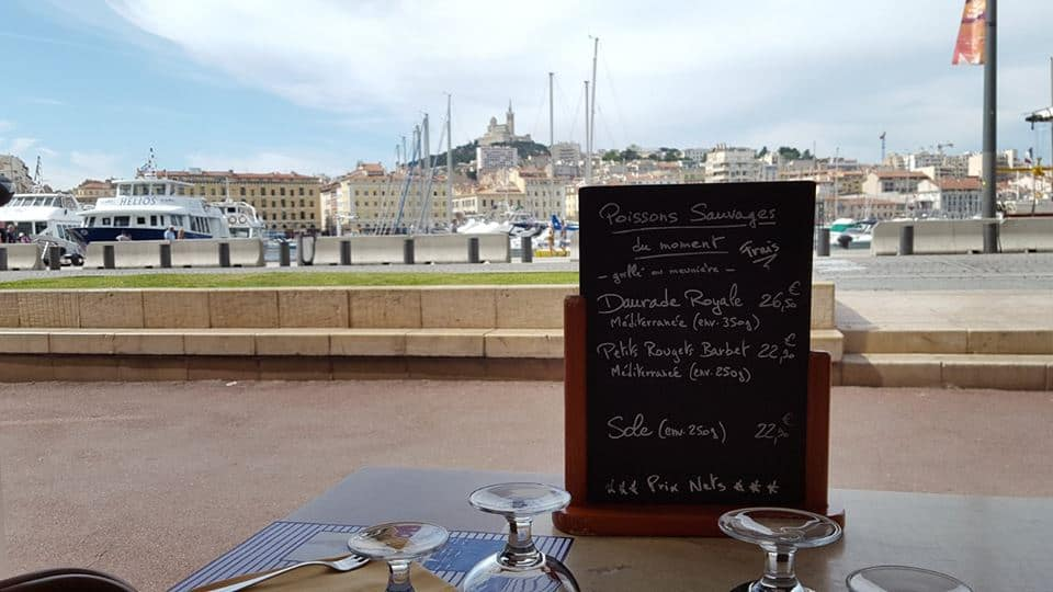 , L'Hippocampe, bouillabaisse et plats de poisson sur le Vieux-Port, Made in Marseille, Made in Marseille