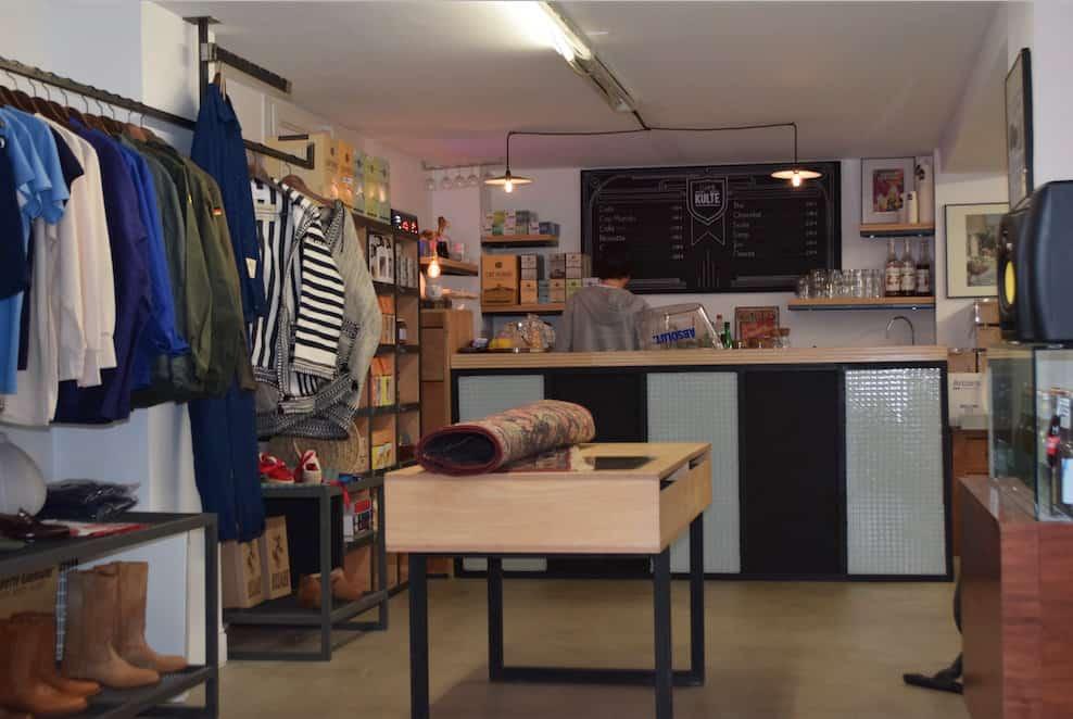La nouvelle boutique Kulte