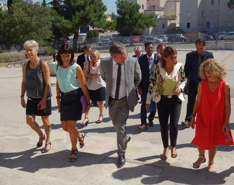 manger autrement, Manger local et de saison, une priorité pour les cantines des Bouches-du-Rhône, Made in Marseille