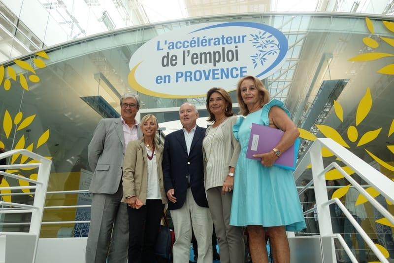 accélérateur, L'accélérateur de l'emploi en Provence: un modèle pour la France ?, Made in Marseille, Made in Marseille