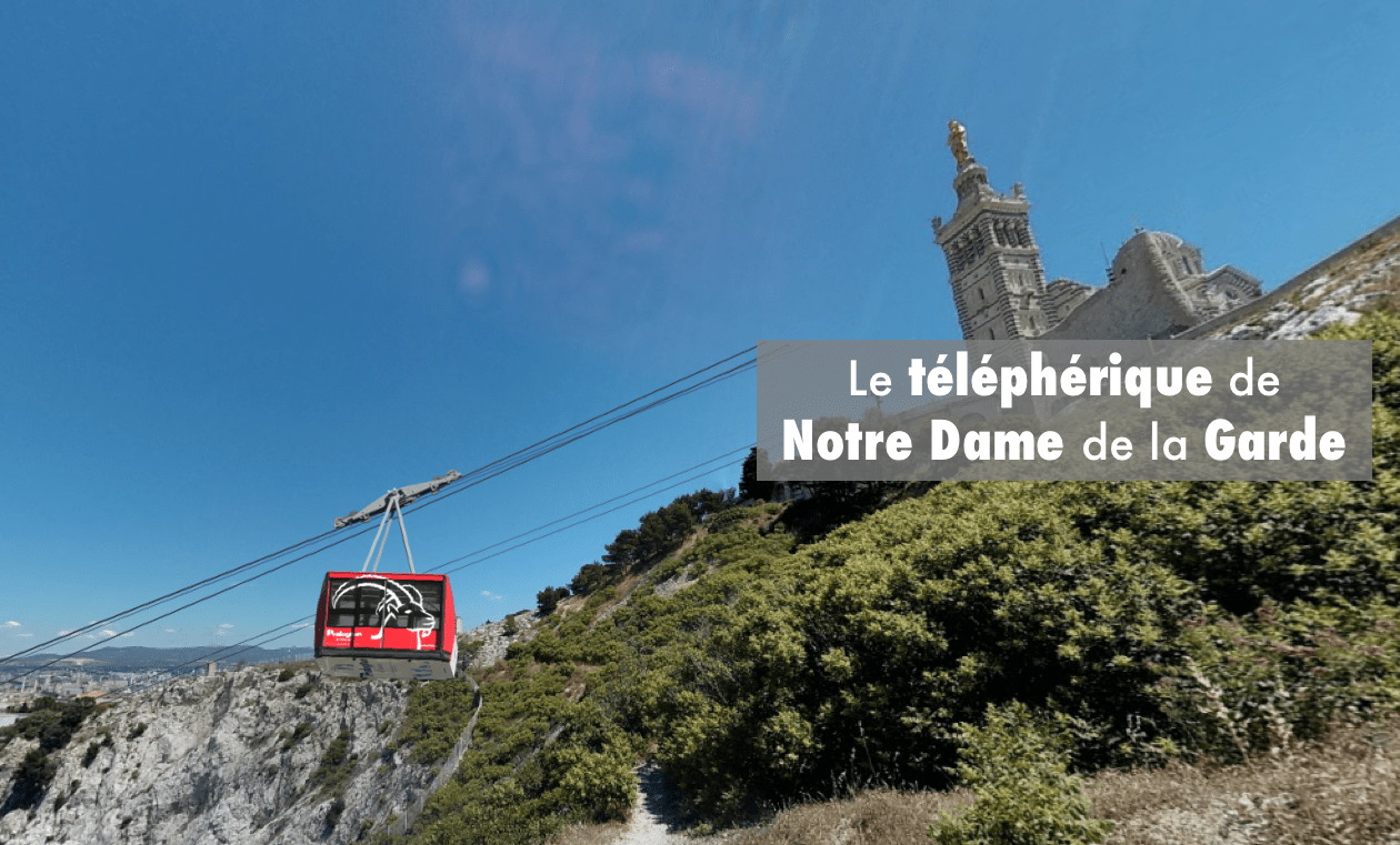 , Le téléphérique de Notre-Dame de la Garde n'est pas « indispensable » pour Martine Vassal, Made in Marseille