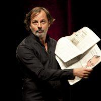 L'auteur et humoriste Christophe Alévêque