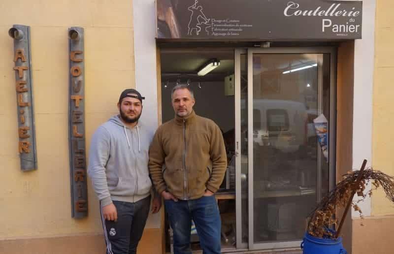 , À la découverte d'une coutellerie artistique en plein cœur du Panier, Made in Marseille, Made in Marseille