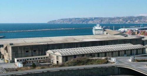 Les bâtiments abandonnés sur le port de Marseille bientôt transformés