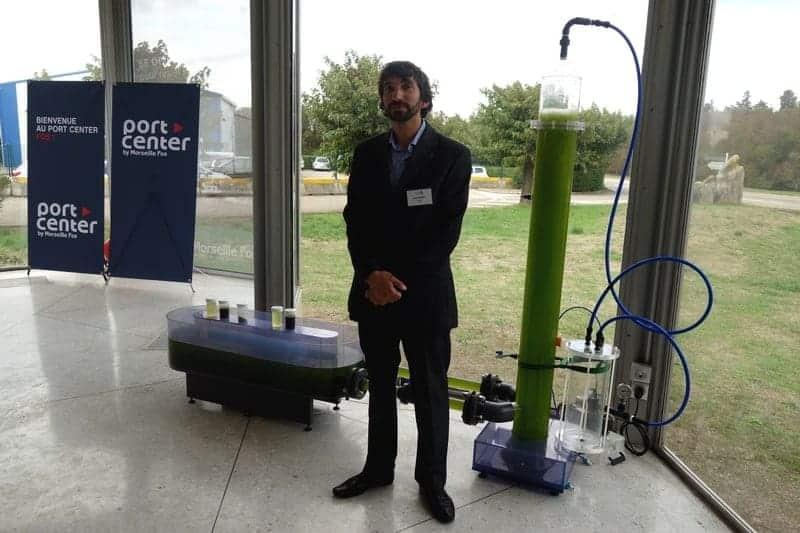 , Un projet unique en Europe pour transformer les déchets en biocarburant s'installe à Fos