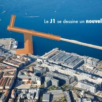 , L'avenir du littoral marseillais se dessine à l'Estaque : port de Corbières, quai de la Lave…