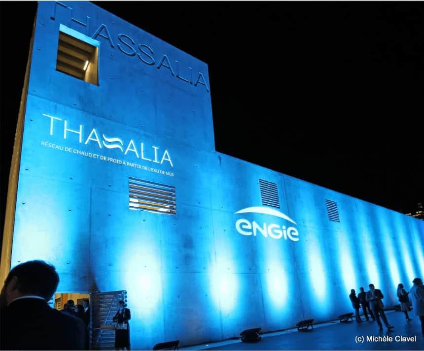 , Une première en Europe, tout un quartier de Marseille alimenté par l'énergie de la mer, Made in Marseille, Made in Marseille