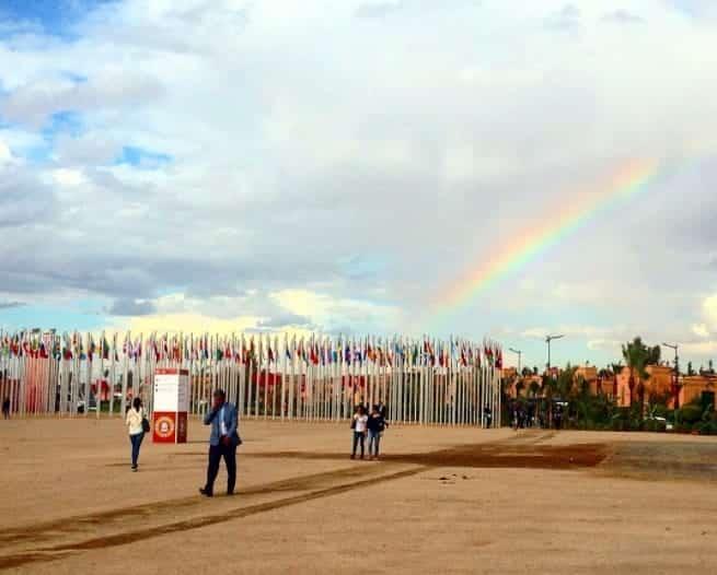 Top départ pour la COP22 à Marrakech