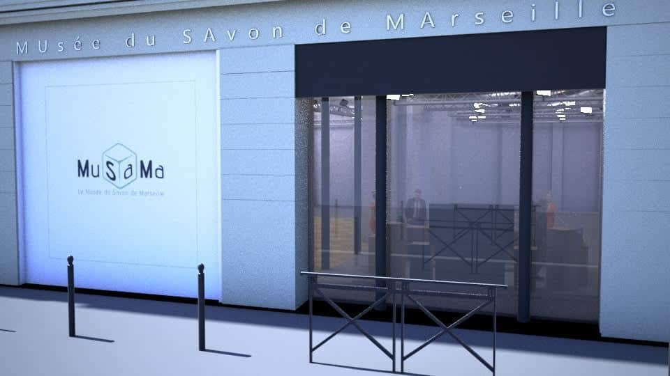 musama le premier mus e du vrai savon de marseille ouvre enfin en centre ville made in. Black Bedroom Furniture Sets. Home Design Ideas