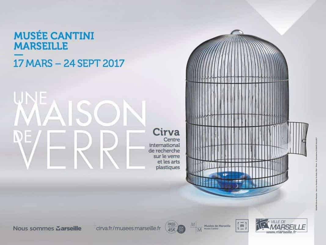 Expo maison verre musee cantini