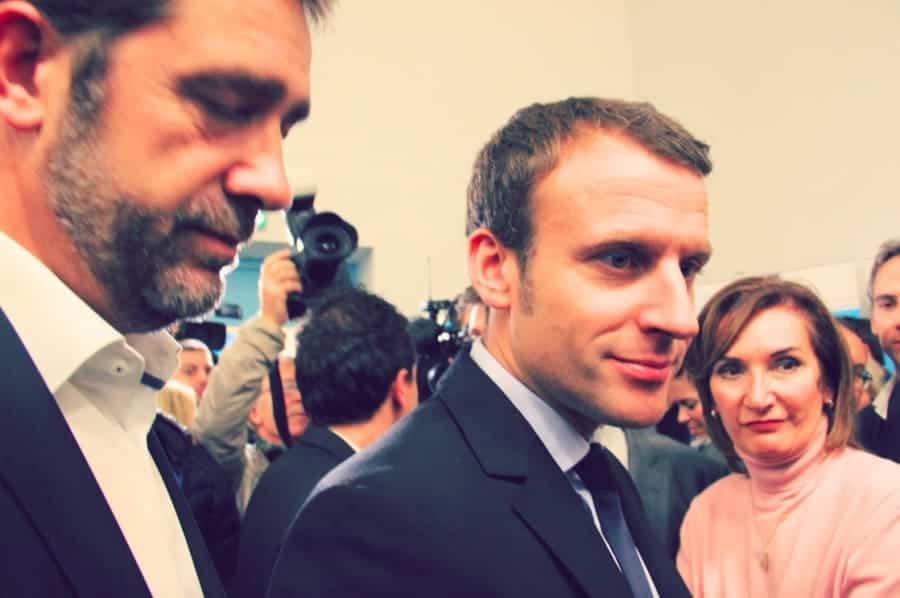 Dans les coulisses du passage d'Emmanuel Macron dans les quartiers Nord