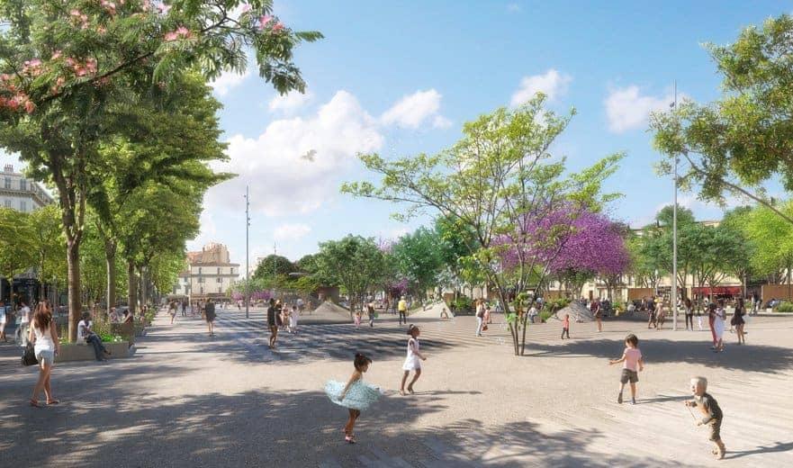 , Début des travaux en septembre : à quoi devrait ressembler La Plaine en 2020 ?, Made in Marseille, Made in Marseille