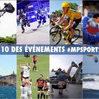 Notre top 10 des événements « Marseille capitale européenne du sport 2017 »