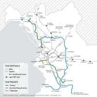 La Métropole dévoile ses projets de transports pour les 20 prochaines années