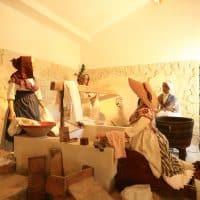 Reconstitution de scènes de vie dans l'ancienne Provence © DR
