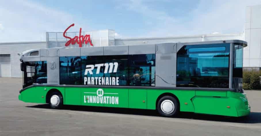 , Businova – La RTM va tester un bus ultra propre à trois énergies, Made in Marseille, Made in Marseille