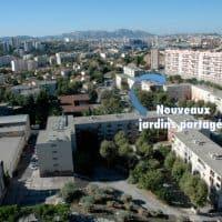 Des jardins partagés au coeur de la transformation du quartier Malpassé