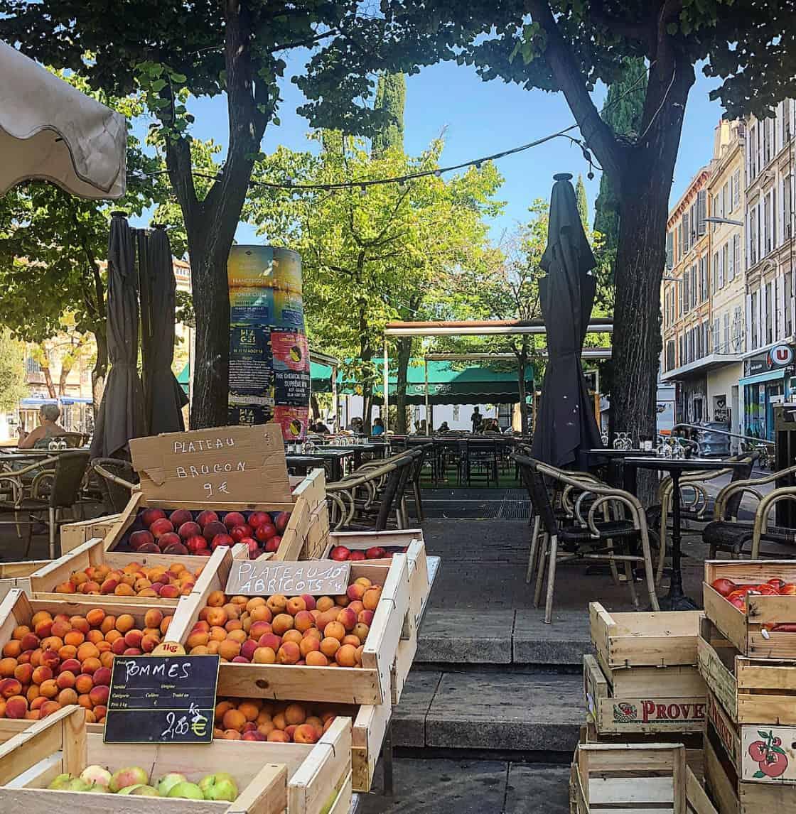 , Réouverture de l'intégralité des marchés forains marseillais à partir du 2 juin, Made in Marseille, Made in Marseille