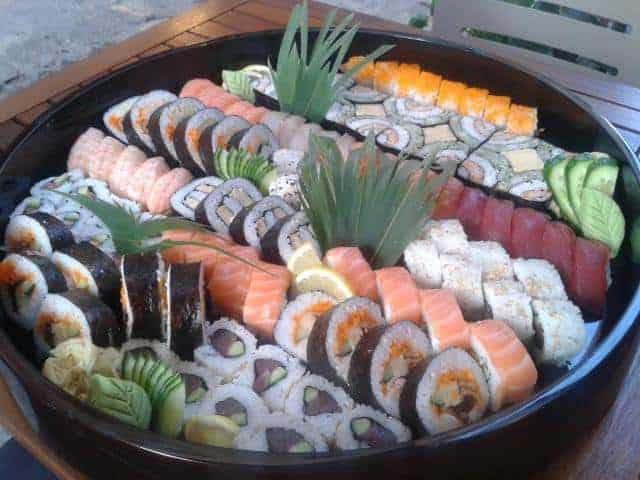 notre s lection pour manger les meilleurs sushis aix en provence made in marseille. Black Bedroom Furniture Sets. Home Design Ideas