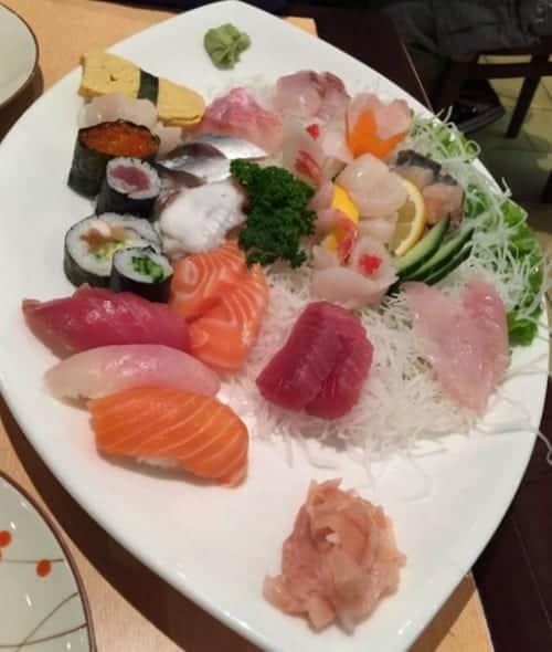 Notre s lection pour manger les meilleurs sushis aix en for Koi japonais aix en provence