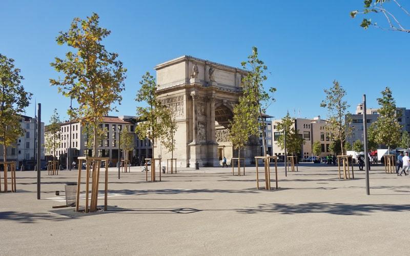 Saint-Charles, Les coulisses des travaux du futur parc Saint-Charles #Euroméditerranée