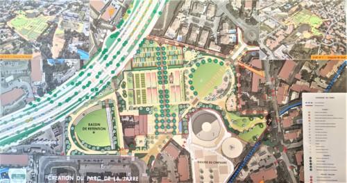 , Le parc de la Jarre, un nouveau jardin public au Sud de Marseille