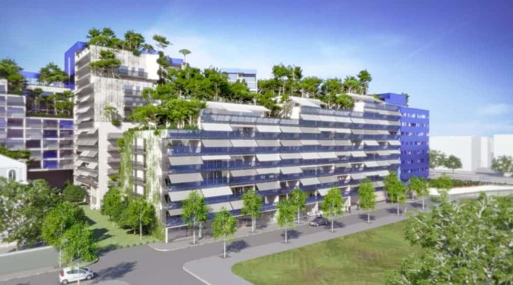 Saint-Just, Découvrez la première résidence végétale de Marseille imaginée par Jean Nouvel, Made in Marseille