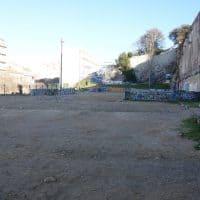 Terrains où le projet immobilier prendrait place © AP