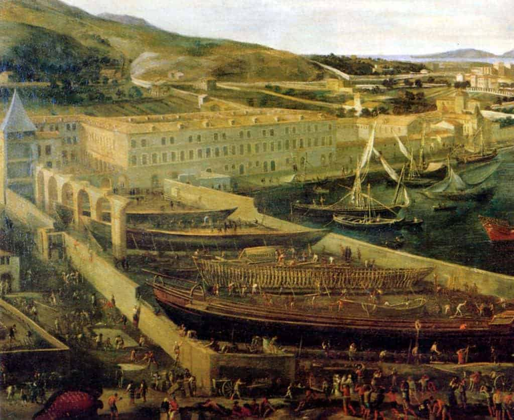 , L'Arsenal des Galères, plongée dans l'histoire du Vieux-Port de Marseille