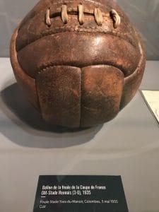 ballon-finale-coupe-france-om-stade-rennais-1935