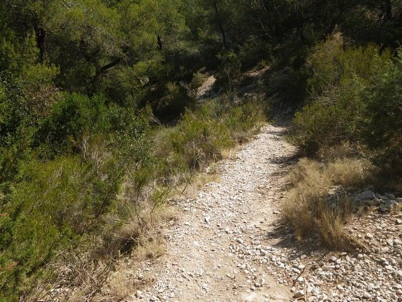 chemin-acces-randonnee-grotte-rolland