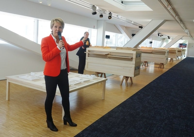 La Marseillaise Corinne Vezzoni remporte un projet de transformation au Havre | Made in Marseille