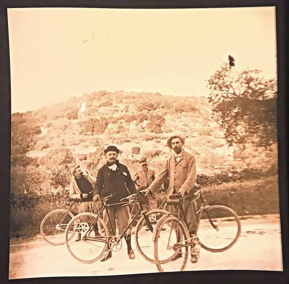 cycliste-velo-photo-archive-provence