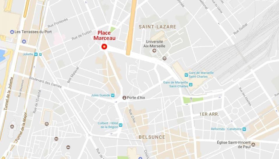 distance-place-marceau-saint-charles