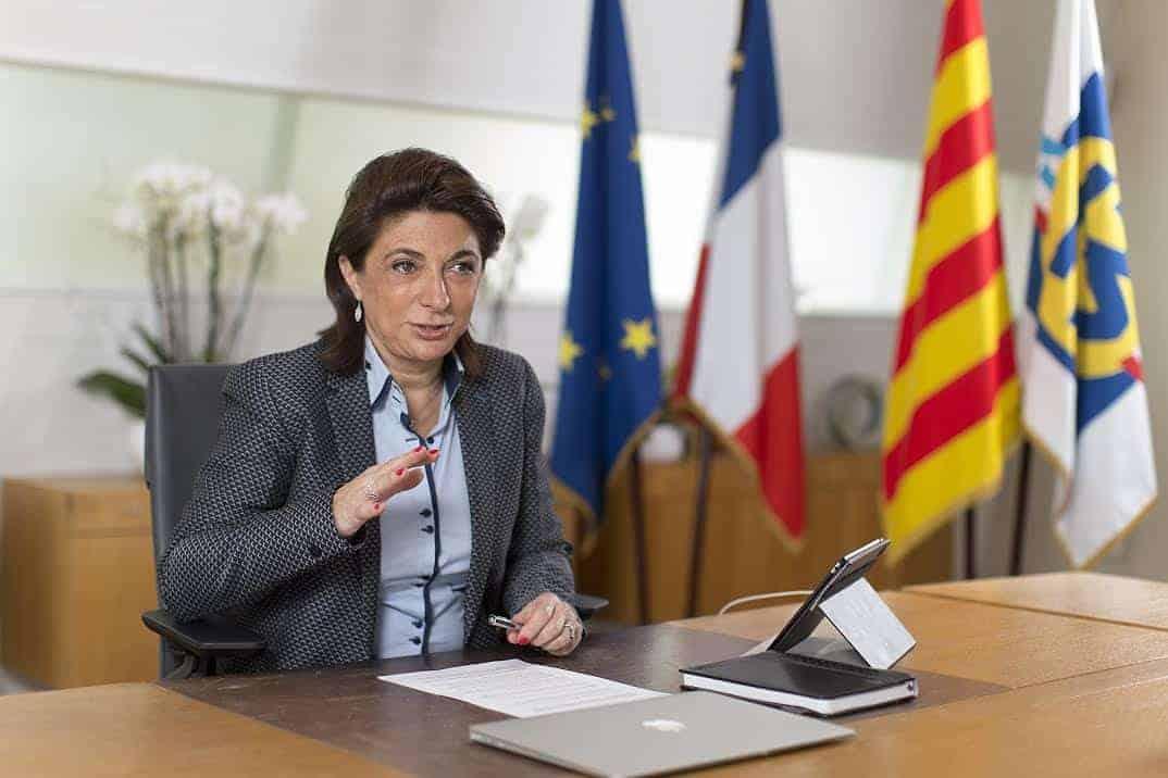 """, Martine Vassal : """"je ne m'interdis rien"""" pour les municipales de 2020 à Marseille"""