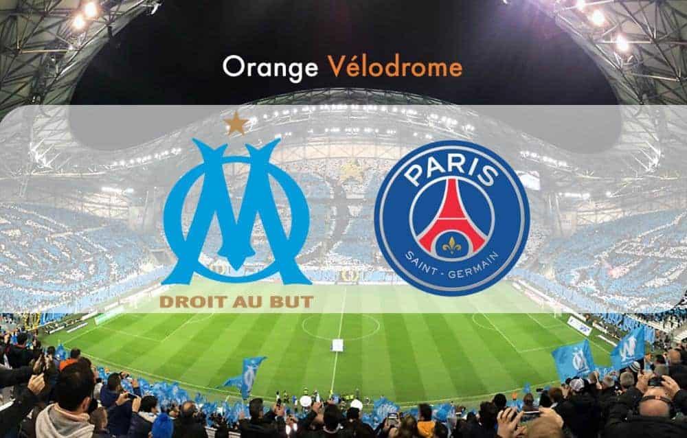 , Gagnez vos places tout près de la pelouse pour OM – PSG à l'Orange Vélodrome !