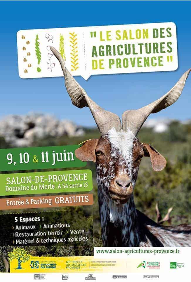 Top d part pour le salon des agricultures de provence 2017 for Salon des agricultures de provence 2017