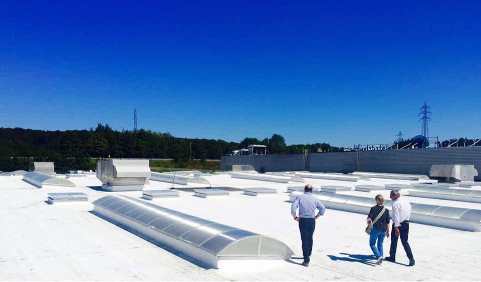 , Les toits blancs, une bonne idée pour faire des économies d'énergie?, Made in Marseille