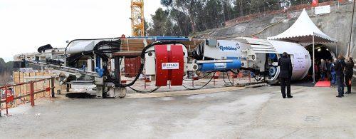 , Un nouveau tunnel pour connecter Cassis et la Ciotat en eau potable